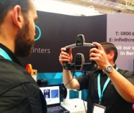 3D scanning at 3D Printshow event, London