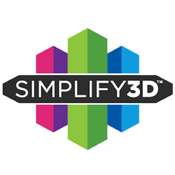 Simplify3D authorised reseller logo