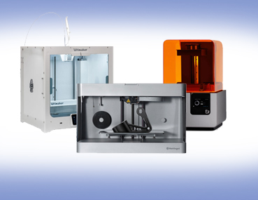 3D printers for higher education & universities