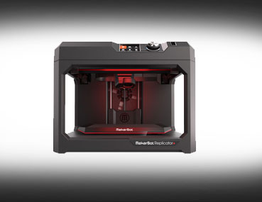 New Product: MakerBot Replicator+ 3D printer