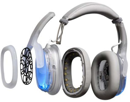 BOSEbuild 3D printed headphones