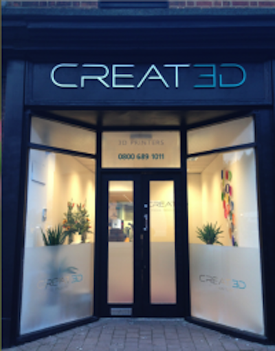 CREAT3D 3D Printer Showroom in Reading image