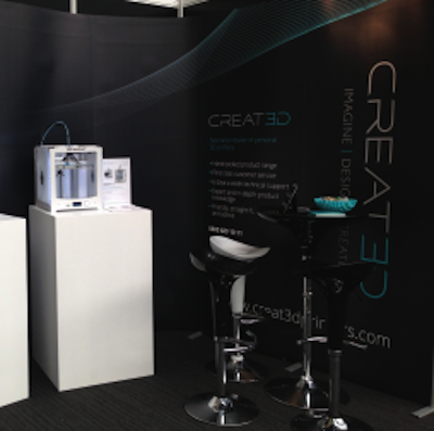 CREAT3D Exhibition Stand image