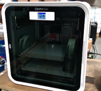 New CubePro 3D Printer review image