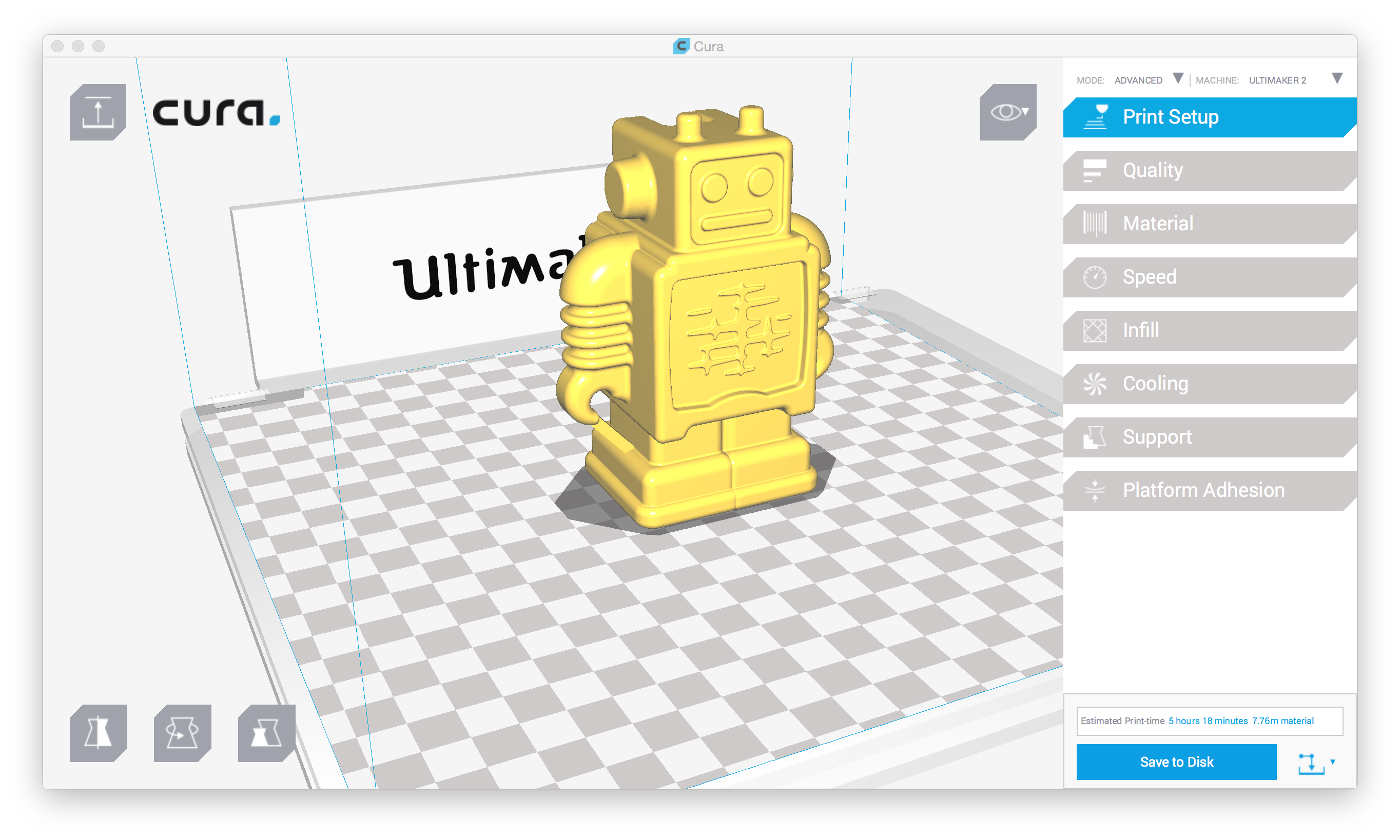 100 Cura 3d Printing Slicing Software Airbirds De  : Cura20150620screenshot from pethome.tk size 2728 x 1638 png 577kB