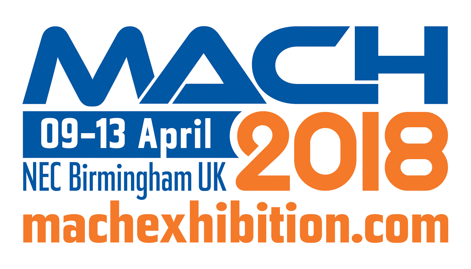 CREAT3D 3D printers at MACH Show 2018 logo