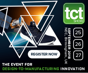 CREAT3D showcase Additive Manufacturing Solutions at TCT 2018