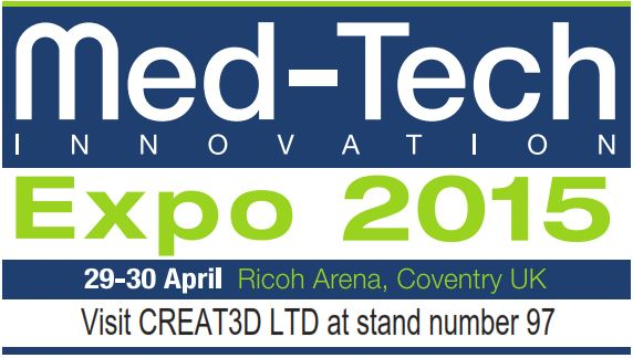 Med Tech Innovation Expo 2015 image
