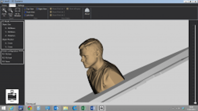 Sense 3D Scanner tips image