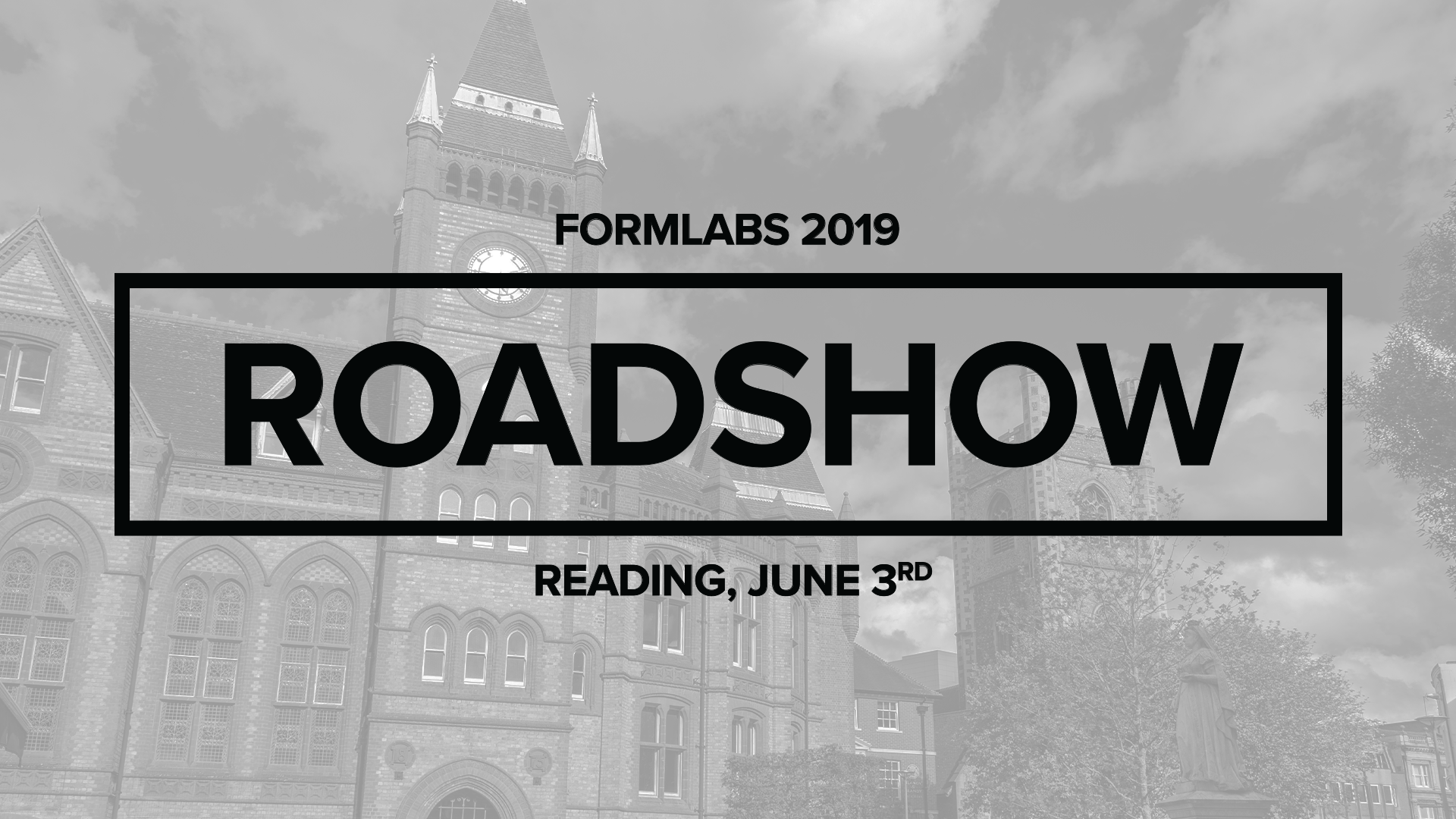 Formlabs Roadshow at CREAT3D