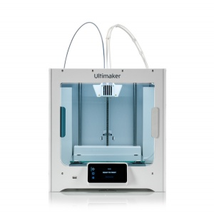 Ultimaker S3 3D printer image