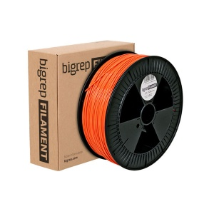 BigRep PLA Orange 2.85mm Filament 8kg