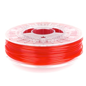 colorFabb PLA/PHA Red Transparent 2.85mm