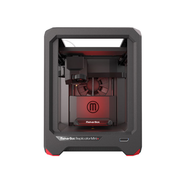 Makerbot Replicator Mini Simple Amp Accessible 3d Printer