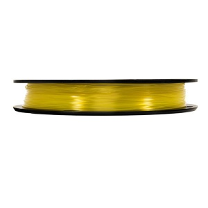 MakerBot PLA Large Spool Translucent Yellow