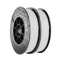 UP TPU White Filament 2x500g