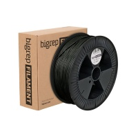 BigRep PLA Black 2.85mm Filament 8kg