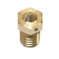 E3D Brass Nozzle 3.0mm x 0.25mm