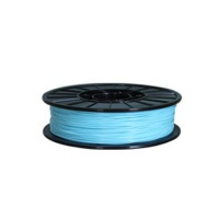 UP PLA Hawaii Blue Filament 2x500g Pack